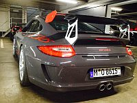 Porsche 997 GT3 RS Facelift