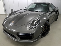 Porsche 991 turboS exclusive series Mod 2018